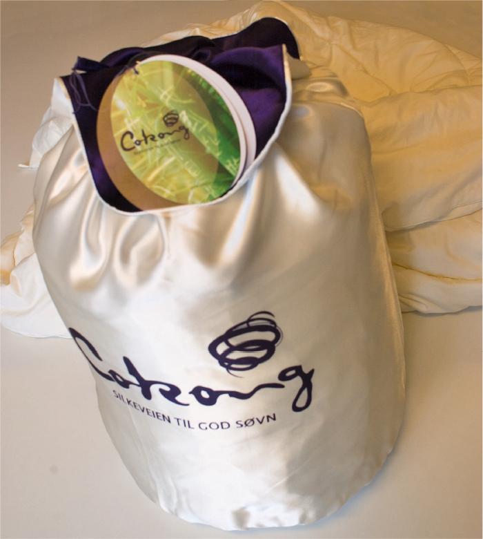 Cokong silkepose