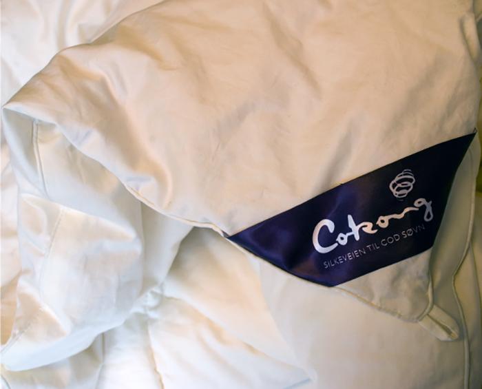 Cokongdyne med logo