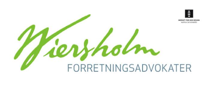 Wiersholm logo mfgd