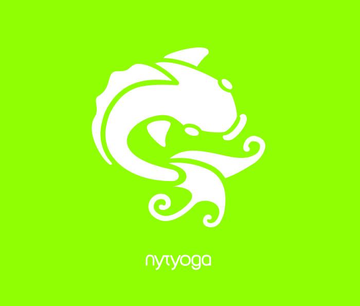 nytyoga grønn